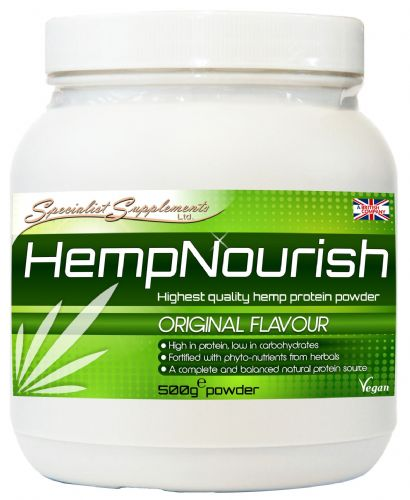 HempNourish: Hemp Protein Powder with 15 Superfoods. An Alternate To Whey Protein.